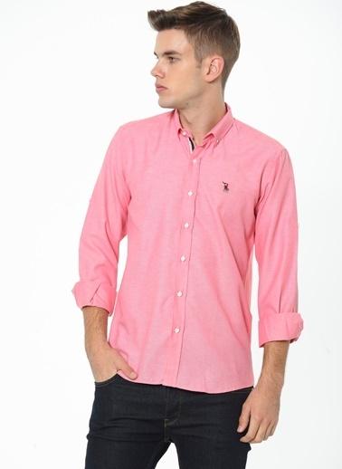 Dewberry Gömlek Pembe